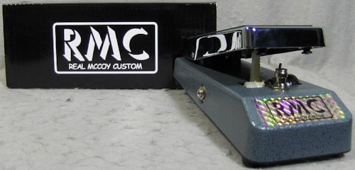 2014 Real McCoy Custom RMC 4 Picture Wah