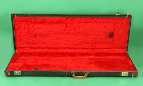 1965 Mosrite Ventures Bass Case