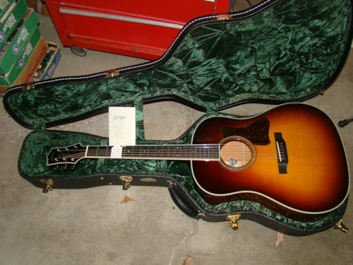 2011 Collings CJ Deluxe