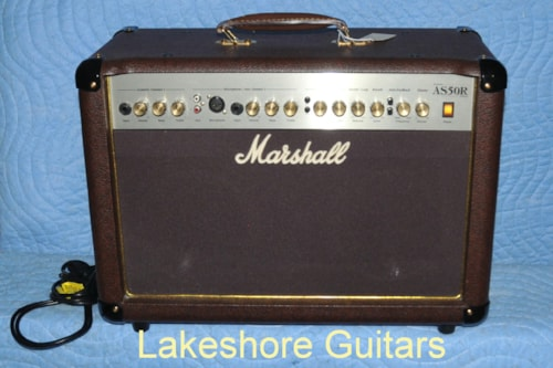 2005 Marshall AS50R Acoustic Amp