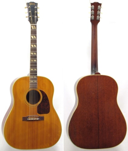 1954 Gibson Southern Jumbo (owned by Dottie West)