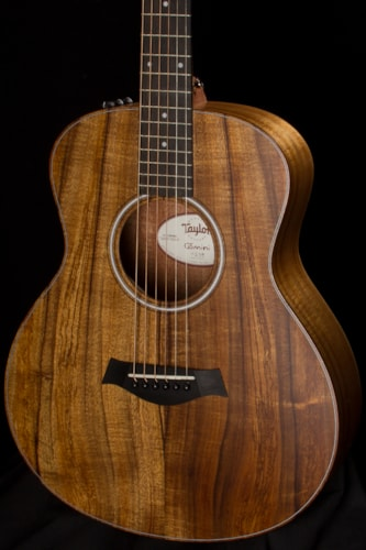 2014 taylor gs mini e koa natural guitars acoustic rudys music. Black Bedroom Furniture Sets. Home Design Ideas