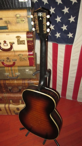 ~1965 Kay Penncrest Archtop Acoustic