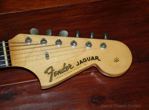 1964 Fender® Jaguar® (#FEE0795)
