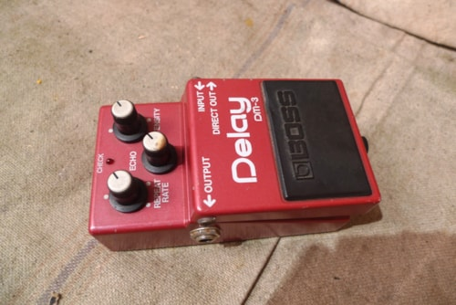 1983 Boss DM-3 Analog Delay