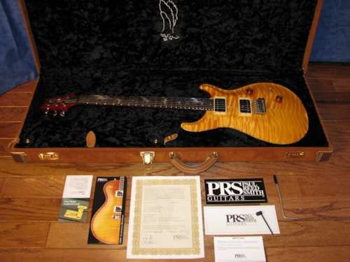 2005 Paul Reed Smith (PRS) Private Stock #905 - 1985 Replica Custom 24 - BRW
