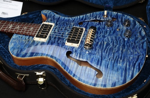 2013 Paul Reed Smith (PRS) Singlecut Hollowbody II - Artist Package - RW Neck