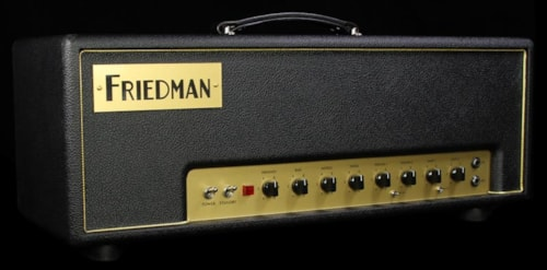 Friedman Amplification SmallBox 50 Watt Guitar Amplifier Head
