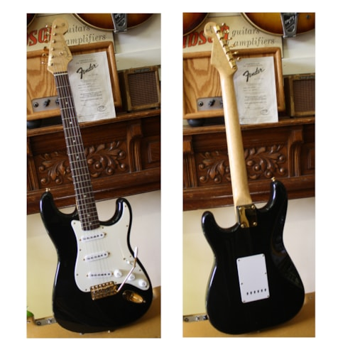 1992 Fender® Stratocaster® Custom Shop