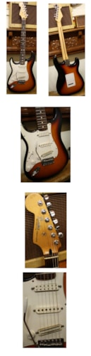 ~2013 Fender® Stratocaster® Lefty