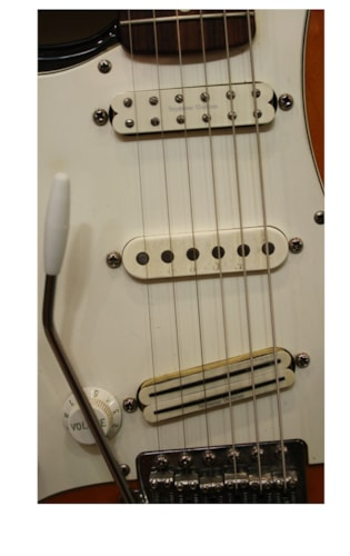 ~2013 Fender Stratocaster® Lefty