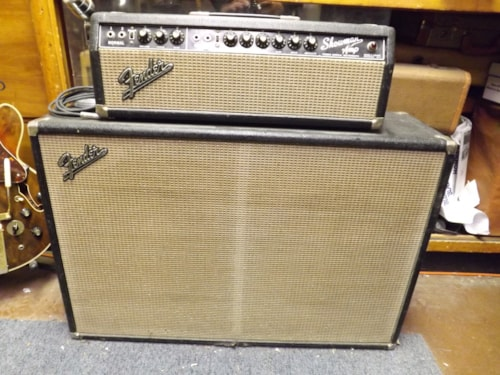 1966 Fender Dual Showman w/JBL speakers