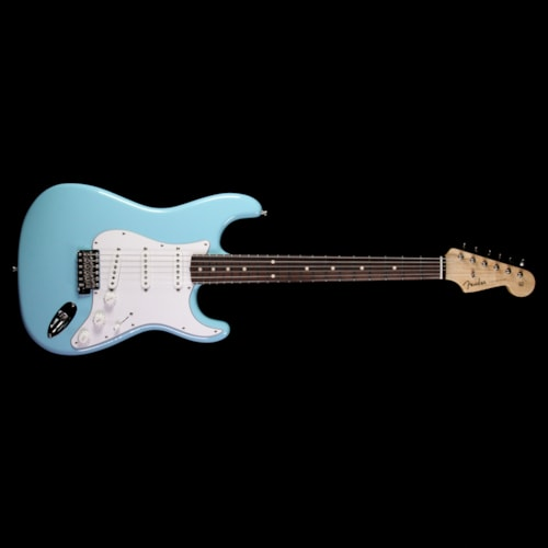 Fender Custom Shop Music Zoo Exclusive NoNeck '60 Stratocaster Electric Guitar Daphne Blue NOS