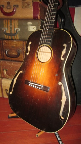 ~1930 Gibson HG-22 Acoustic w/ F holes