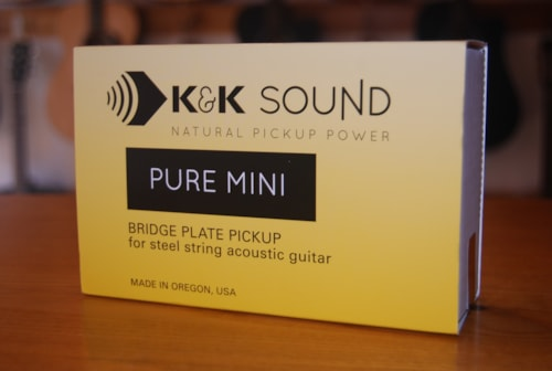 K&K Sound Pure Mini