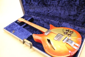 1960 Rickenbacker 330 Capri Thick Body