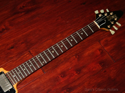 1983 Gibson Flying V  (#GIE0838)