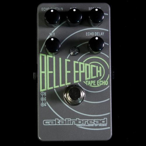 Catalinbread Belle Epoch Tape Echo Delay Guitar Effects Pedal