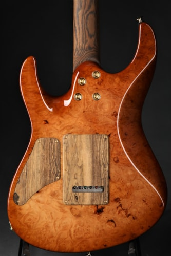 Suhr Modern Carve Top - 2015 Collection