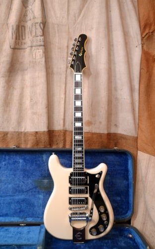 1965 Epiphone Crestwood Deluxe