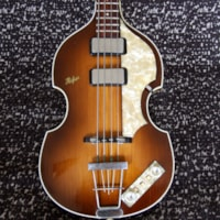 1961 HOFNER 500/1 Violin Bass