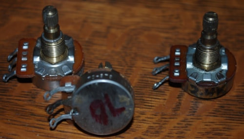 1970 CTS pot,potentiometer
