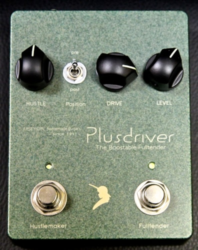 2015 Jersey Girl Plusdriver Boost/Overdriver