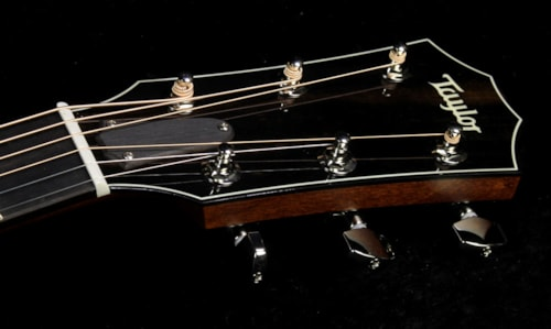 Taylor 614ce Acoustic-Electric Guitar Brown Sugar Stain