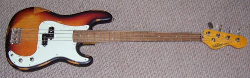 "Vintage Icon V4  ""P-bass"""