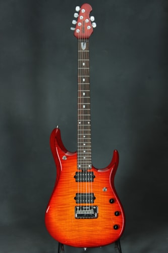 ERNIE BALL MUSIC MAN John Petrucci 6 BFR - Cherry Burst - Fall Savings Event