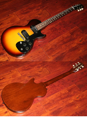 1960 Gibson Melody Maker D  (#GIE0464)