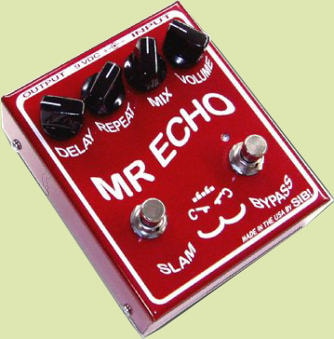 SiB Effects Mr. Echo