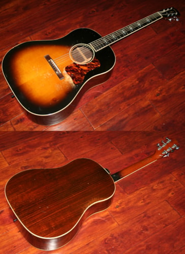 1936 Gibson Advanced Jumbo  (#GIA0480)