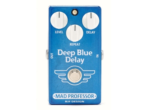 2010 MAD PROFESSOR Deep Blue Delay