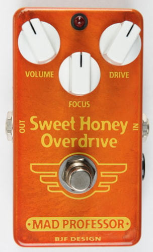 2010 MAD PROFESSOR Sweet Honey Overdrive