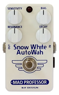 2011 MAD PROFESSOR Snow White Autowah