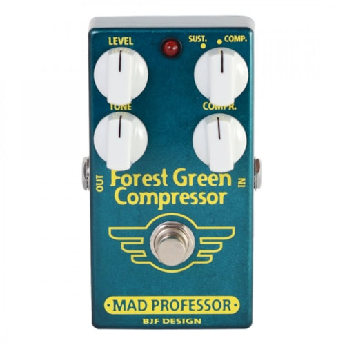 2011 MAD PROFESSOR Forest Green Compressor