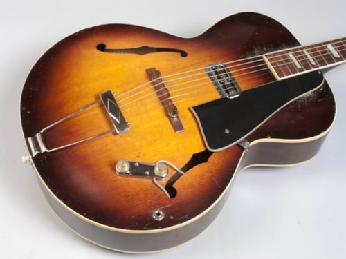 1962 Gibson L-50
