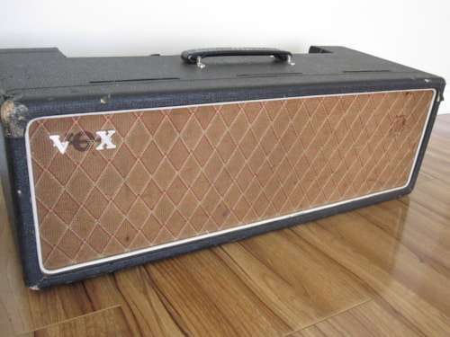 1964 VINTAGE VOX/JMI AC30 HEAD/AMP TOP