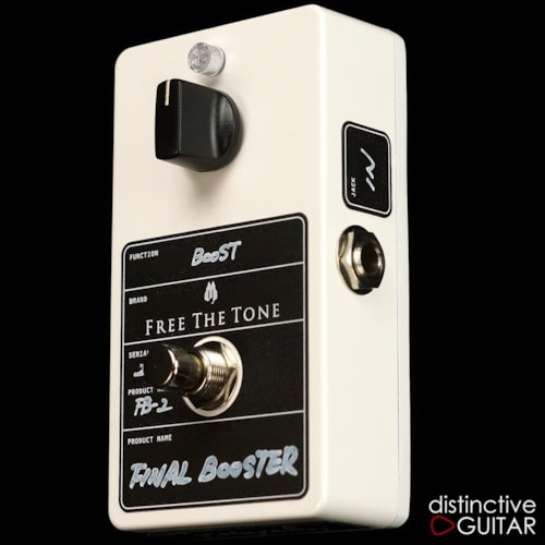Free the Tone FB-2 Final Booster Transparent Boost