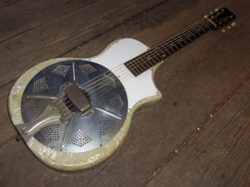 1963 Valco/National/Supro Resonator