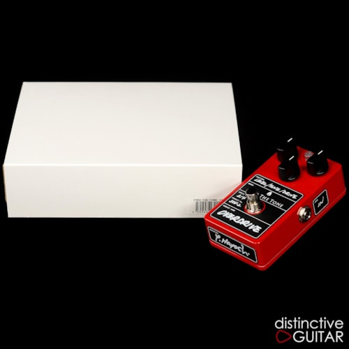 Free the Tone SOV-2 Overdrive Custom Series