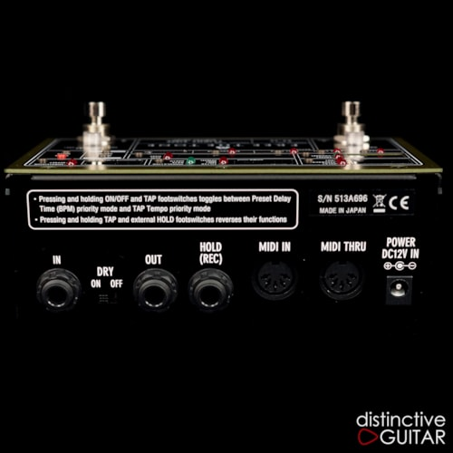 Free the Tone FT-1Y Flight Time Digital Delay