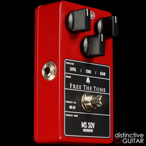 Free the Tone MS-2V MS SOV Overdrive Matt Schofield