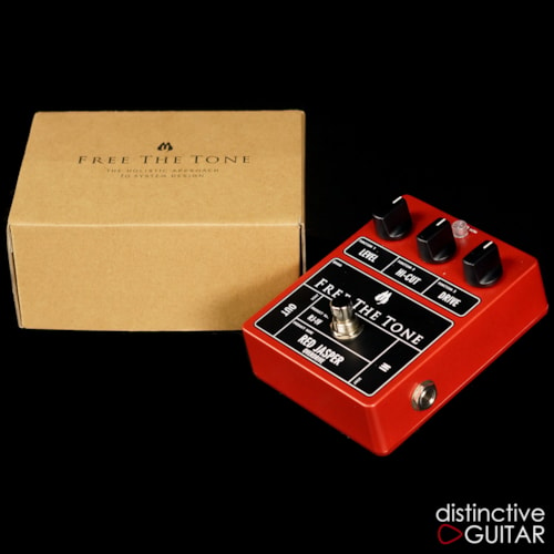 Free the Tone RJ-1V Red Jasper Overdrive