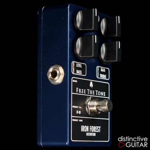 Free the Tone IF-1D Iron Distortion