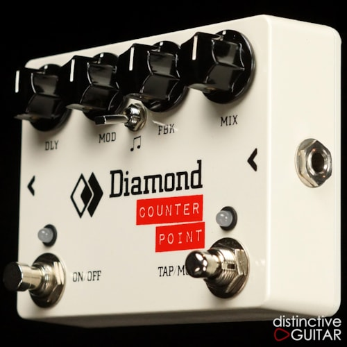 DIAMOND Counterpoint Tap Tempo Delay