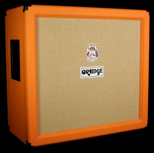 Orange Amplifiers 4x12 Speaker Cabinet