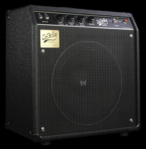 Jim Kelley Used Jim Kelley Amplifiers Single Channel Reverb 12 Inch Guitar Amplifier Combo