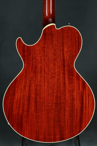 Collings SoCo Deluxe - Dark Cherry Sunburst